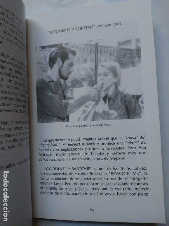 Libros de segunda mano: Los Thrillers Españoles 7 Juan Julio de Abajo de Pablos Fancy Ediciones - Foto 8 - 179548515