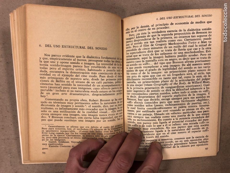 Libros de segunda mano: PRAXIS DEL CINE. NOËL BURCH. EDITORIAL FUNDAMENTOS 1970. 188 PÁGINAS. - Foto 5 - 180429055