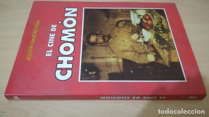 EL CINE DE CHOMON - AGUSTIN SANCHEZ VIDAL (Libros de Segunda Mano - Bellas artes, ocio y coleccionismo - Cine)