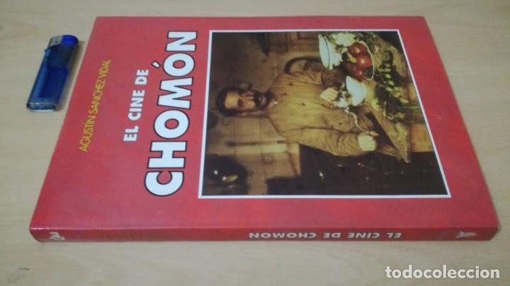 Libros de segunda mano: EL CINE DE CHOMON - AGUSTIN SANCHEZ VIDAL - Foto 2 - 180495258