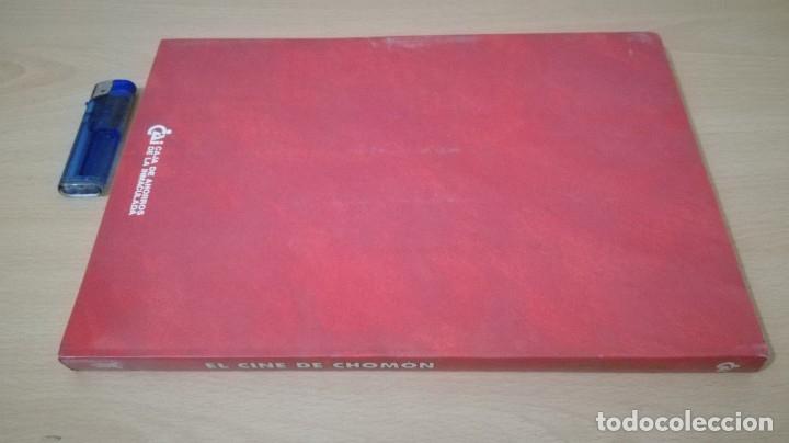 Libros de segunda mano: EL CINE DE CHOMON - AGUSTIN SANCHEZ VIDAL - Foto 3 - 180495258