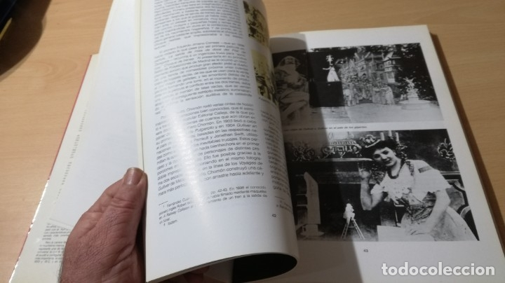 Libros de segunda mano: EL CINE DE CHOMON - AGUSTIN SANCHEZ VIDAL - Foto 30 - 180495258
