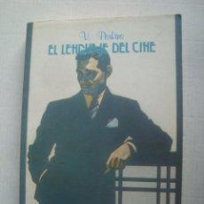 Libros de segunda mano: V. F. PERKINS - EL LENGUAJE DEL CINE (FUNDAMENTOS, 1997).. Lote 180879770