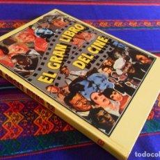 Libros de segunda mano: EL GRAN LIBRO DEL CINE DE JOEL W. FINLER. EDITORIAL HMB 1979. TAPA DURA. 172 PGNS.. Lote 181069692