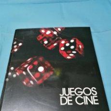 Libros de segunda mano: LIBRO JUEGOS DE CINE EDITOR CIRSA CAMING CORPORATION 2008. Lote 181669541