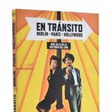 Libros de segunda mano: EN TRÁNSITO: BERLÍN-PARÍS-HOLLYWODD. MÁS ALLÁ DE LA HISTORIA DEL CINE - LOSILLA, CARLOS (ED.). Lote 181747615