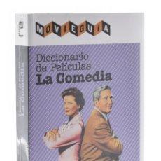 Libros de segunda mano: DICCIONARIO DE PELÍCULAS. LA COMEDIA - TEJERO, JUAN (ED.). Lote 181747627