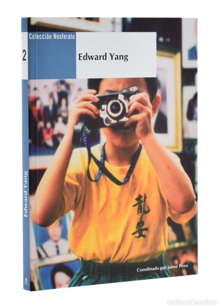 EDWARD YANG (COLECCIÓN NOSFERATU) - PENA, JAIME (COORD.) (Libros de Segunda Mano - Bellas artes, ocio y coleccionismo - Cine)