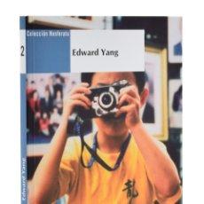 Libros de segunda mano: EDWARD YANG (COLECCIÓN NOSFERATU) - PENA, JAIME (COORD.). Lote 181747652