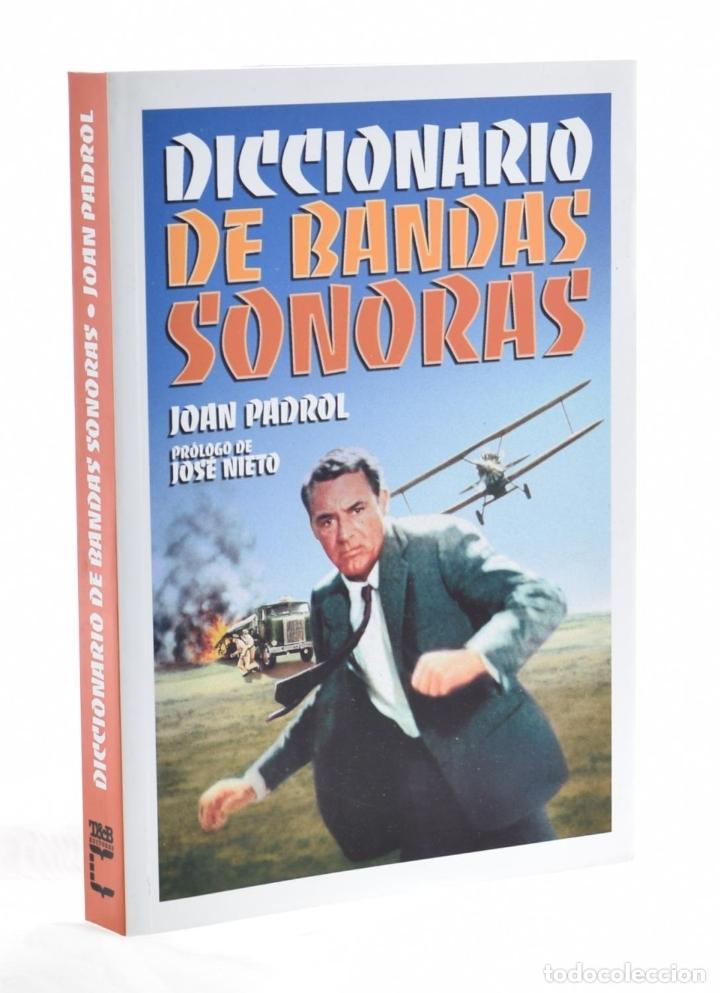DICCIONARIO DE BANDAS SONORAS - PADROL, JOAN (Libros de Segunda Mano - Bellas artes, ocio y coleccionismo - Cine)