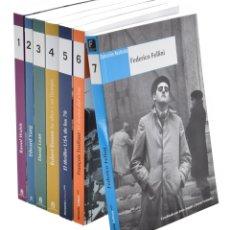 Libros de segunda mano: NOSFERATU LIBROS 1-7: WALSH-YANG-LEAN-ROSSEN-THRILLER USA 70-TRUFFAUT-FELLINI. Lote 181747665