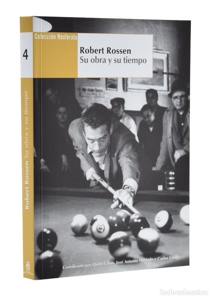 Libros de segunda mano: NOSFERATU LIBROS 1-7: WALSH-YANG-LEAN-ROSSEN-THRILLER USA 70-TRUFFAUT-FELLINI - Foto 5 - 181747665