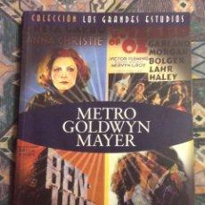 Libros de segunda mano: METRO GOLDWYN MAYER. JAIME WILLIS COL. GRANDES ESTUDIOS. T&B EDITORES. Lote 182167218