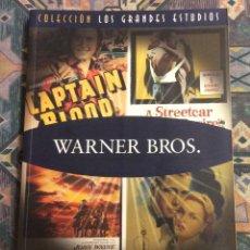 Libros de segunda mano: WARNER BROS. JAIME WILLIS COL. GRANDES ESTUDIOS. T&B EDITORES. Lote 182167292