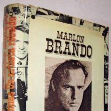 Libros de segunda mano: MARLON BRANDO - UN ARTISTA REBELDE - BOB THOMAS - ILUSTRADO. Lote 182264870