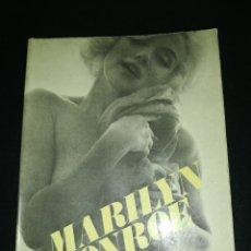 Libros de segunda mano: MARILYN MONROE, SEDMAY 1976. Lote 182551887