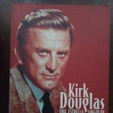 Libros de segunda mano: TONY THOMAS: KIRK DOUGLAS, UNA ESTRELLA SINGULAR. Lote 183304583