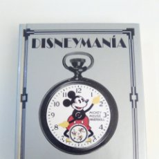 Libros de segunda mano: DISNEYMANIA WALT DISNEY ( 1996 EDICIONES B ) 192 PAGINAS 12 X 14 CMS MUY BUEN ESTADO. Lote 183347205