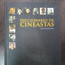 Libros de segunda mano: JUAN CARLOS RENTERO: DICCIONARIO DE CINEASTAS. Lote 183403370