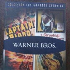 Libros de segunda mano: JAIME WILLIS: WARNER BROS. CREADORES DE MITOS. Lote 183405935