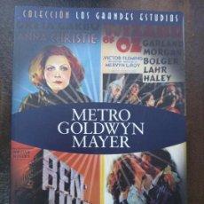 Libros de segunda mano: JAIME WILLIS: METRO GOLDWYN MAYER. Lote 183406481