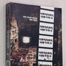 Libros de segunda mano: LO MEJOR Y LO PEOR DEL CINE DE TERROR. (HORROR MOVIES, VOL 1) - ORTEGA, JUAN CARLOS - TORAL, RAÚL. Lote 183428546