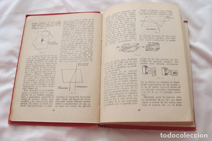 Libros de segunda mano: MANUAL DEL OPERADOR CINEMATROGRAFICO 1948 1ª EDICIÓN BRUGUERA - Foto 2 - 183691396