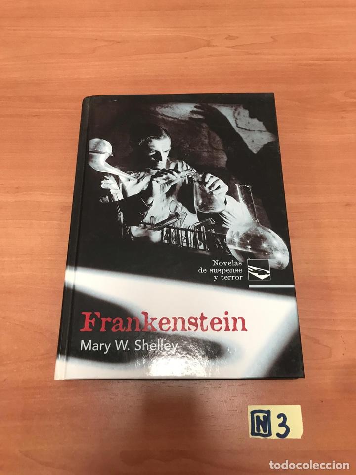 FRANKENSTEIN (Libros de Segunda Mano - Bellas artes, ocio y coleccionismo - Cine)