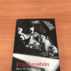 Libros de segunda mano: FRANKENSTEIN. Lote 183894332