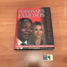 Libros de segunda mano: PERSONAJES FAMOSOS. Lote 183911273