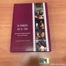 Libros de segunda mano: LA DIABETES EN EL CINE. Lote 183911405