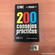 Libros de segunda mano: 200 CONSEJOS PRÁCTICOS. Lote 183913052