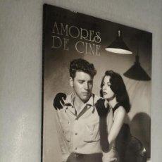 Libros de segunda mano: AMORES DE CINE / THE KOBAL COLLECTION 1995. Lote 183922006