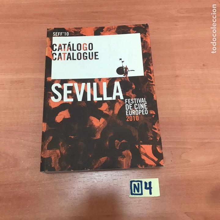 SEVILLA FESTIVAL DE CINE EUROPEO (Libros de Segunda Mano - Bellas artes, ocio y coleccionismo - Cine)