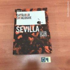 Libros de segunda mano: SEVILLA FESTIVAL DE CINE EUROPEO. Lote 183936171