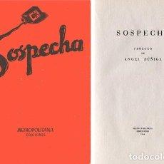 Livros em segunda mão: HITCHCOCK, ALFRED. SOSPECHA. [GUIÓN DE SAMSON RAPHAELSON, JOAN HARRISON Y ALMA REVILLE]. 1944.. Lote 183984001