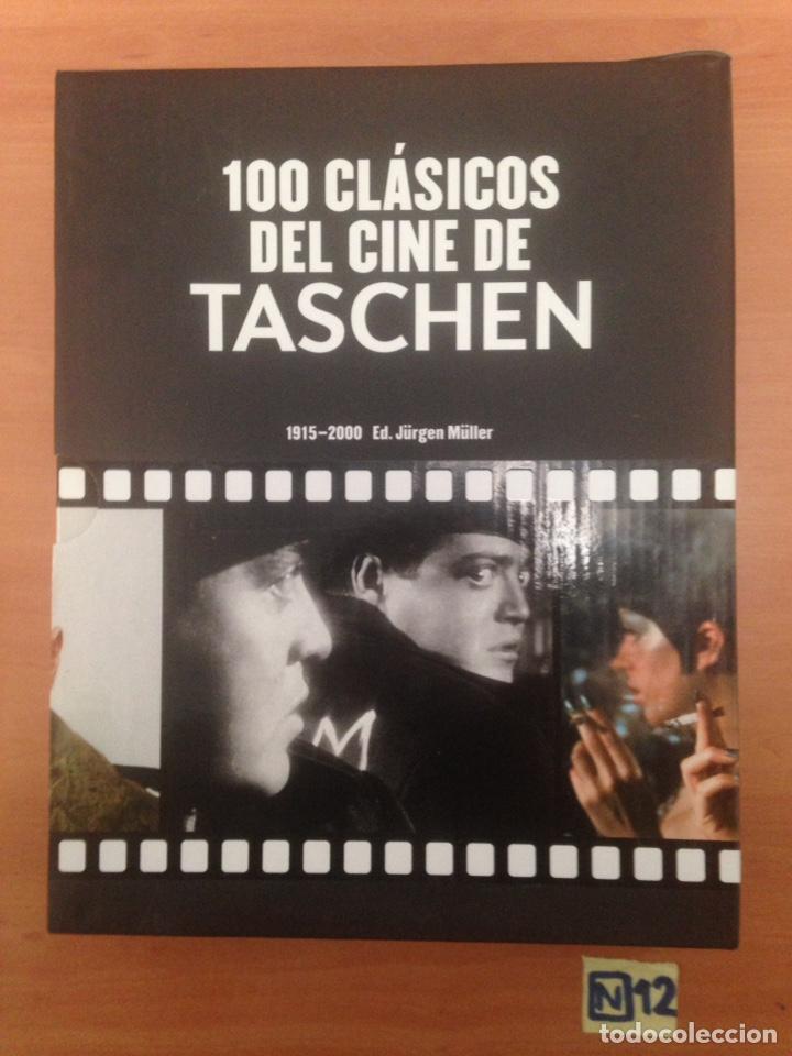 100 CLÁSICOS DEL CINE TASCHEN (Libros de Segunda Mano - Bellas artes, ocio y coleccionismo - Cine)