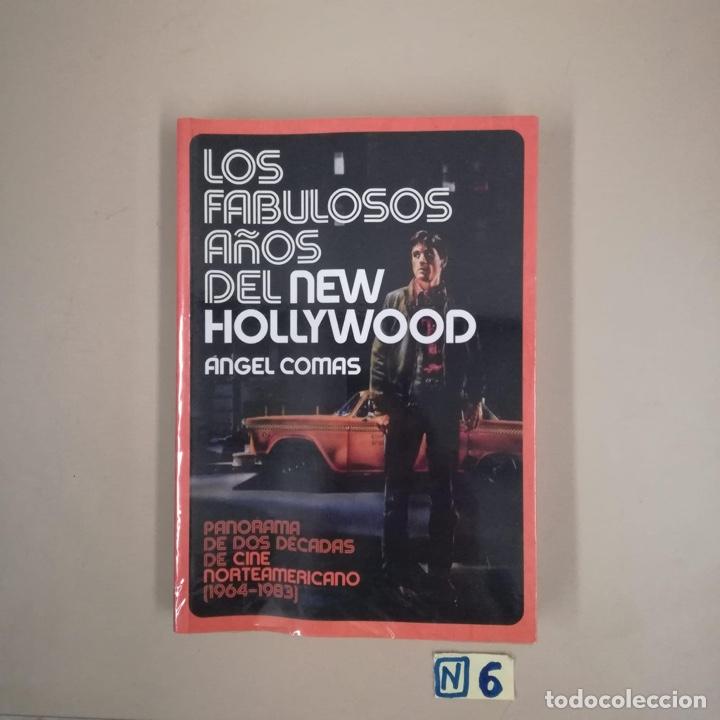 LOS FABULOSOS AÑOS EN NEW HOLLYWOOD (Libros de Segunda Mano - Bellas artes, ocio y coleccionismo - Cine)