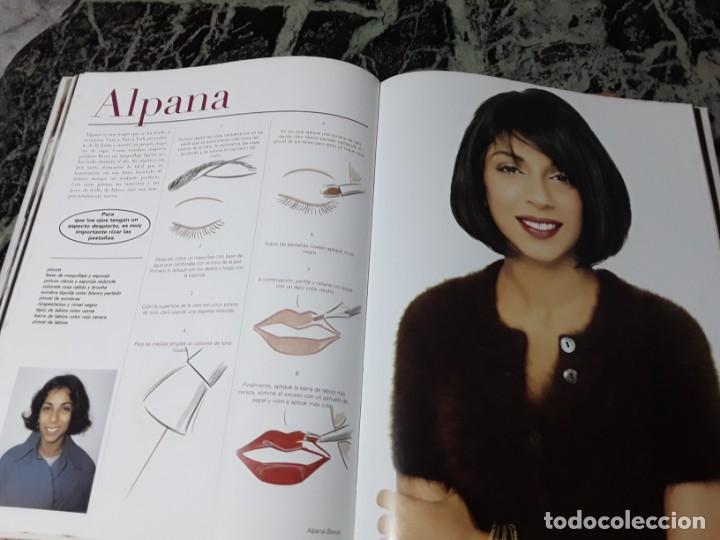 Libros de segunda mano: Lote Mas que maquillaje/El arte del maquillaje, de Kevyn Aucoin. - Foto 4 - 182129348