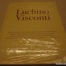 Libros de segunda mano: LUCHINO VISCONTI 46 SEMANA INTERNACIONAL CINE VALLADOLID NUEVO PLASTIFICADO. Lote 184282425