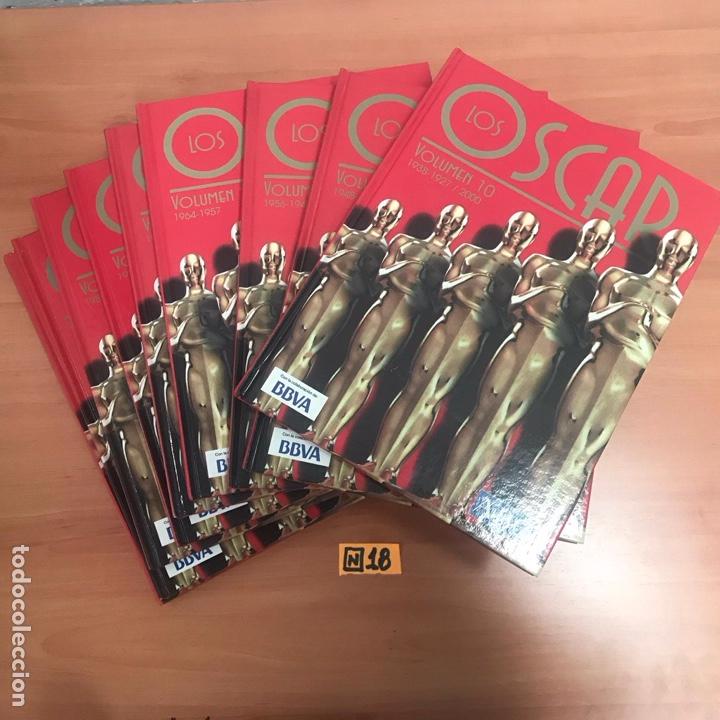LOS OSCAR 9 VOLÚMENES (Libros de Segunda Mano - Bellas artes, ocio y coleccionismo - Cine)