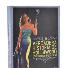 Libri di seconda mano: LA VERDADERA HISTORIA DE HOLLYWOOD - THOMSON, DAVID. Lote 224809000