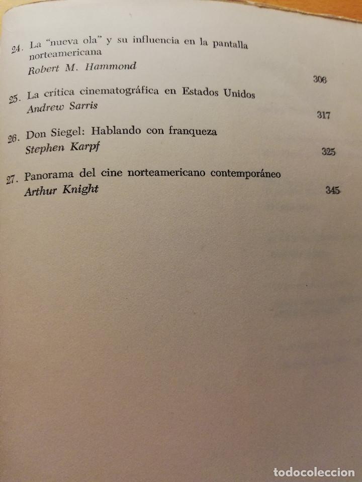 Libros de segunda mano: ANTOLOGÍA DEL CINE NORTEAMERICANO (DONALD E. STAPLES) EDICIONES MARYMAR - Foto 5 - 185924166