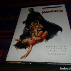 Libros de segunda mano: REVISED AND UPDATED EDITION, THE ART OF HAMMER. 2016. TAPAS DURAS CON SOBRECUBIERTAS. NUEVO. RARO.. Lote 186157998
