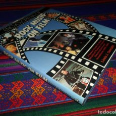 Libros de segunda mano: ENCYCLOPEDIA OF ROCK MUSIC ON FILM BY LINDA J. SANDAHL. 1987. ELVIS PRESLEY, THE BEATLES, THE WHO.. Lote 186161935