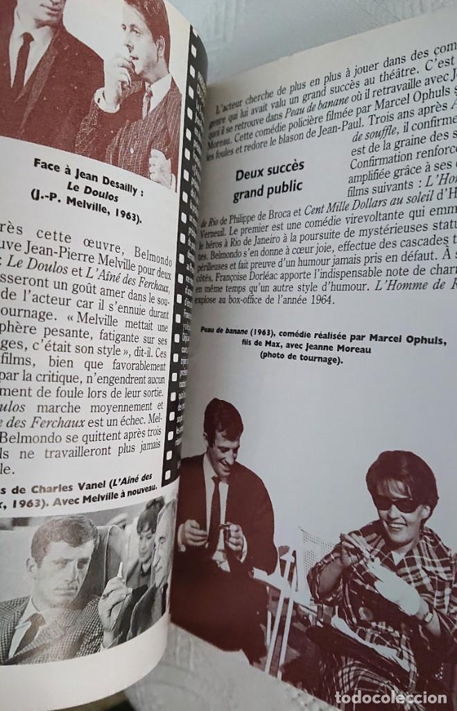 Libros de segunda mano: JEAN-PAUL BELMONDO · Philippe Durant · Les grands Acteurs · Éditions Jai lu, 1990 - Foto 3 - 186634302