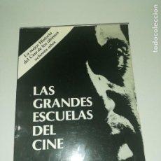 Libros de segunda mano: F. MÉNDEZ - LEITE, LAS GRANDES ESCUELAS DEL CINE. Lote 187471073