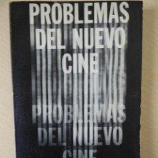 Livros em segunda mão: PROBLEMAS DEL NUEVO CINE, SELECCIÓN DE MANUEL PEREZ ESTREMERA. Lote 188490141