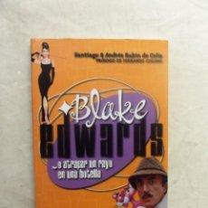 Libros de segunda mano: BLAKE EDWARDS O ATRAPAR UN RAYO EN UNA BOTELLA POR SANTIAGO Y ANDRES RUBIN DE CELIS . Lote 188750751