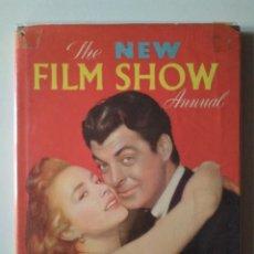 Libros de segunda mano: THE NEW FILM SHOW ANNUAL. Lote 188809860